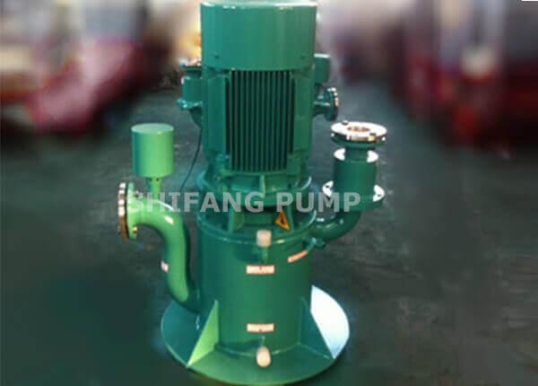 WFB Type No Sealed Self-priming Pump