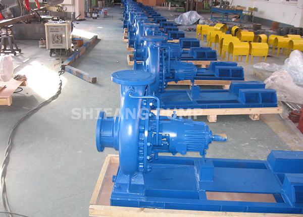 ZA Petrochemical Process Pump