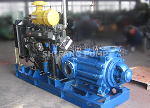 XBC-D Type Automatic Diesel Engine Water Pump
