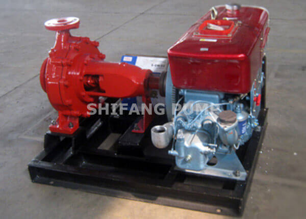 IS、IR Type Pump