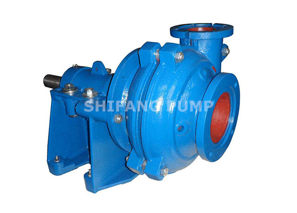 L(R)-SF Type Large Flow Slurry Pump