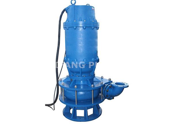 ZJQ Submersible Sand Pump