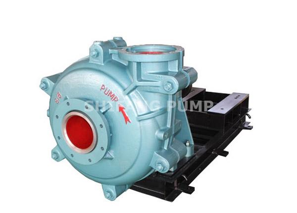 AH(R)-SF Slurry Pump